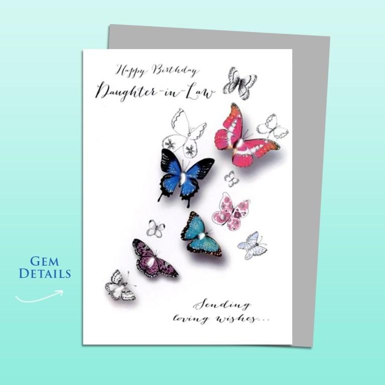 daughter in law butterflies