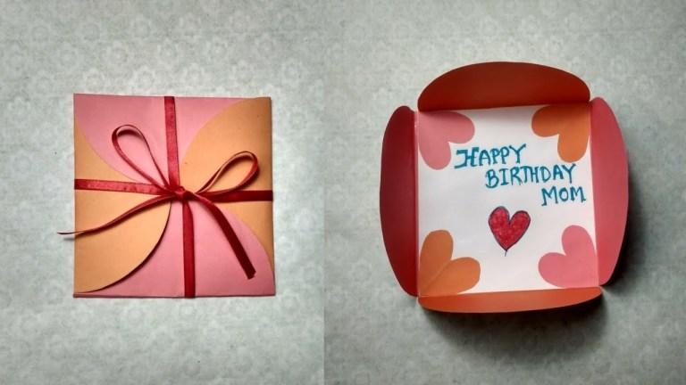diy birthday cards for mother handmade cards for mothers birthday handmade birthday cards