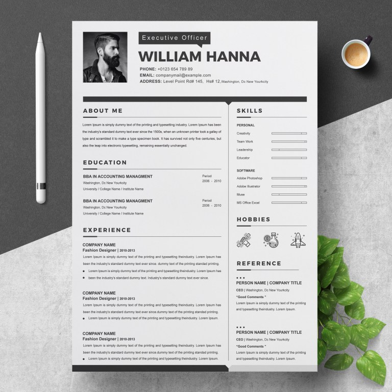 free clean resume archives resumeinventor
