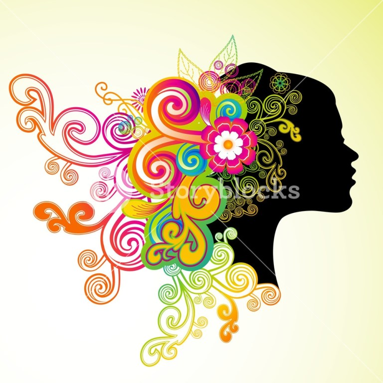 happy womens day greeting card royalty free stock image