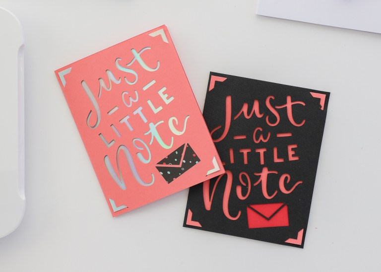 how to make cards on cricut joy the homes i have made