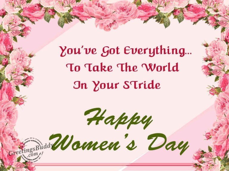 international womens day greetings graphics pictures