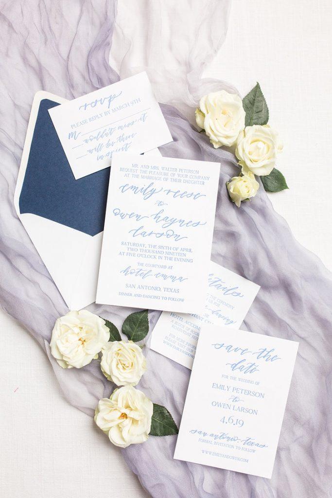 proper wedding invitation etiquette