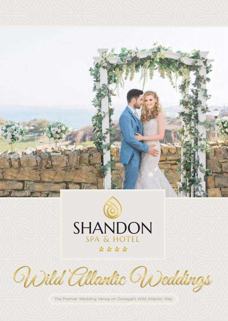 shandon spa hotel wedding brochure 2016 neil murray issuu