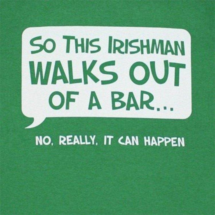 this hilarious st patricks day irish joke is pure gold