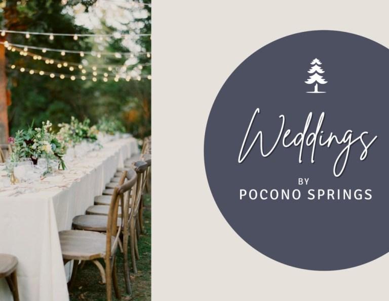 weddings pocono springs camp