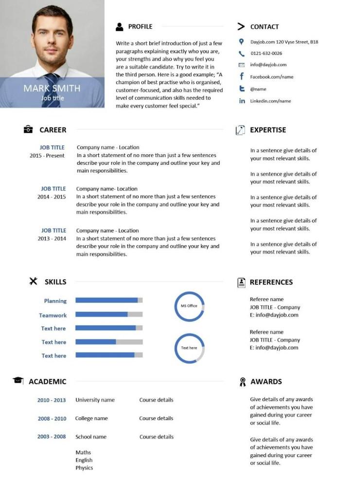latest cv template designs resume layout font creative