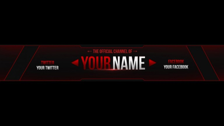 youtube banner template download shatterlion