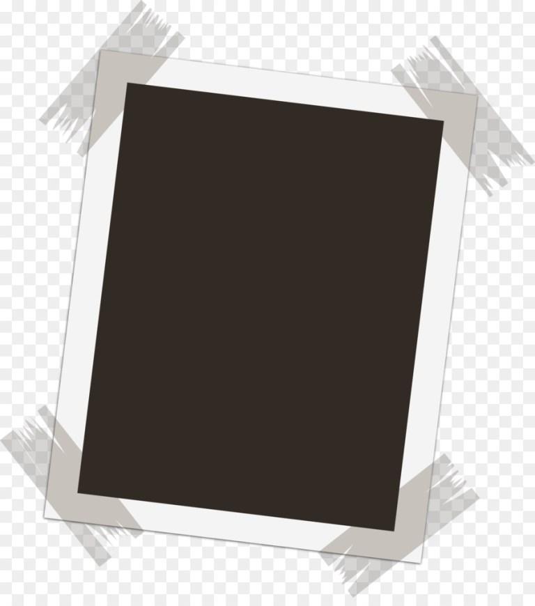 Nice polaroid frame