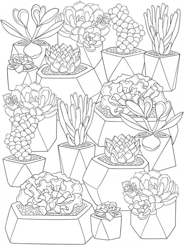 aesthetic coloring pages to print