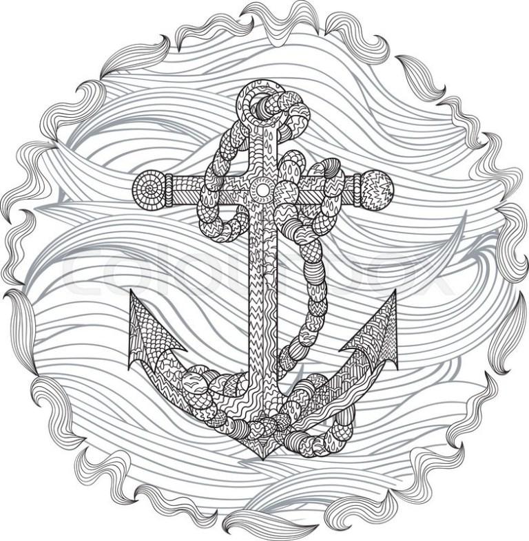 Anchor Printable Free