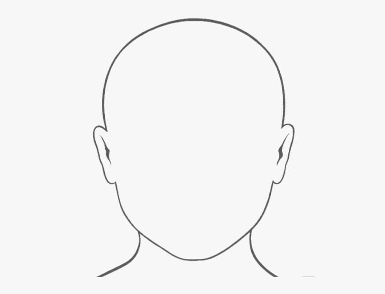 Blank Face Printable