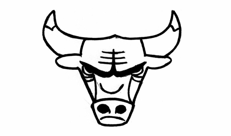 Bulls Coloring Pages