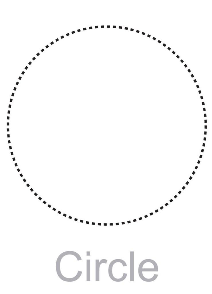 Color Circles Printable