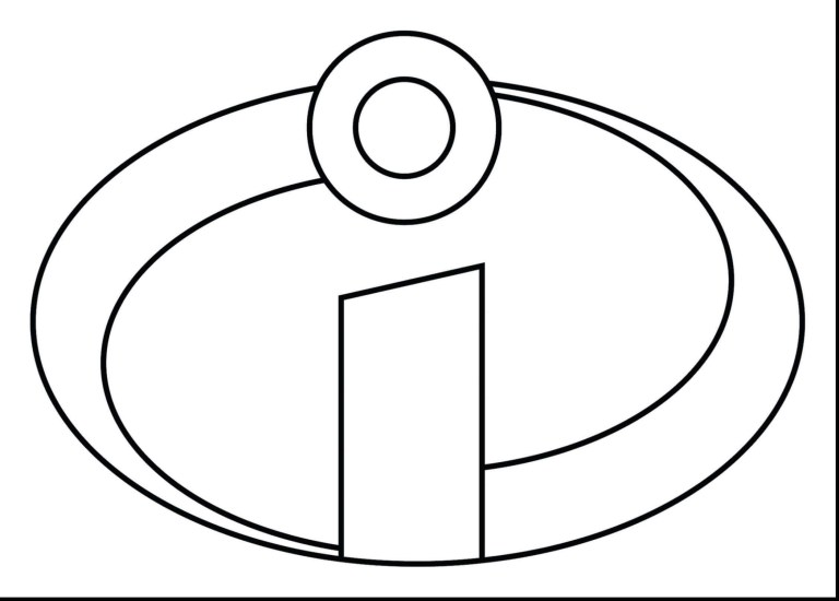 Coloring Pages The Incredibles