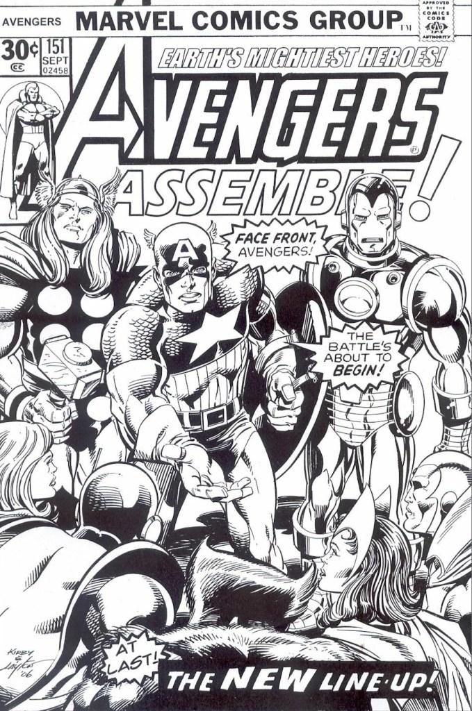 Cute Avengers Photo Poster