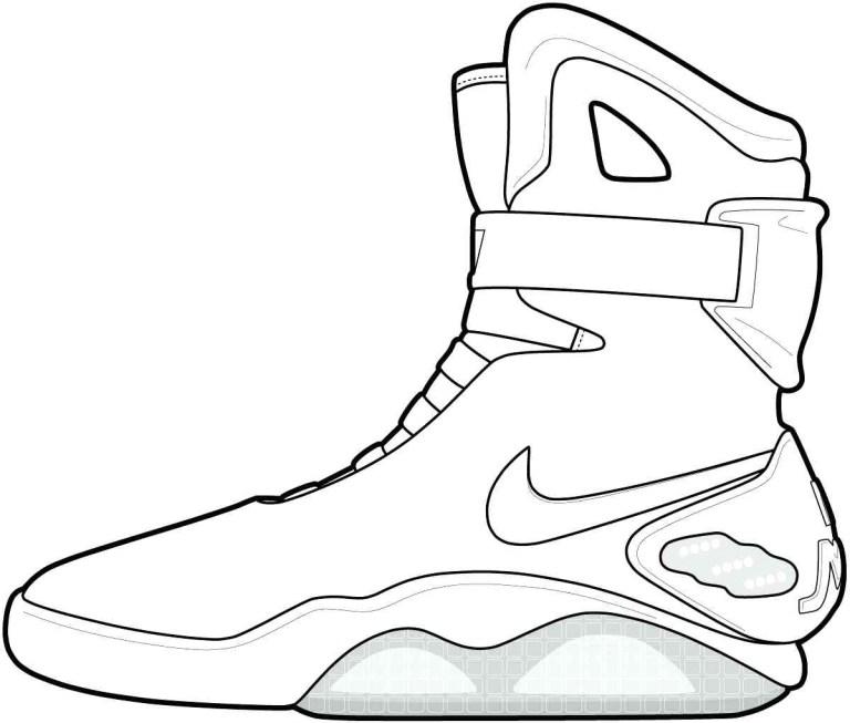 Free Coloring Jordans