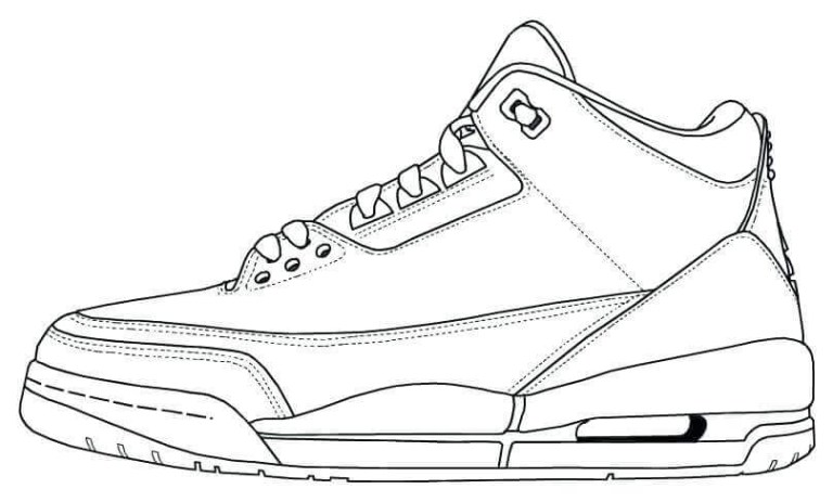 free jordan coloring pages printable to education