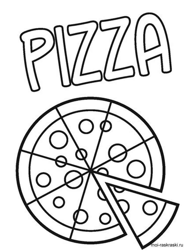 Free Pizza Printables