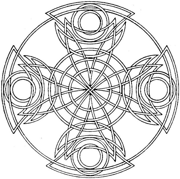 geometric shapes cartoon coloring inspiration