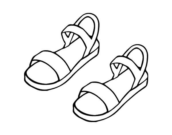 girl flip flops