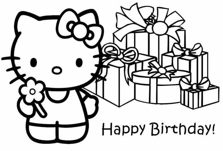 hello kitty birthday free downloads to print