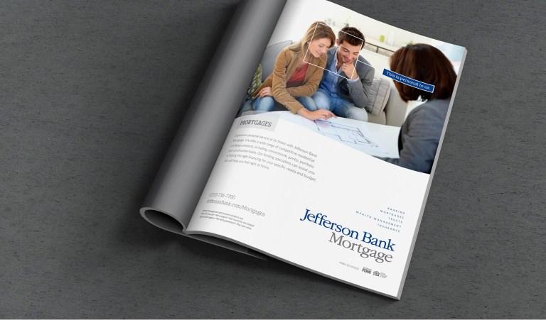 Print Ad Mockup Street