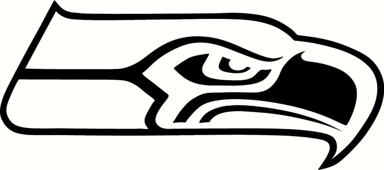 Printable Seahawks Coloring Pages