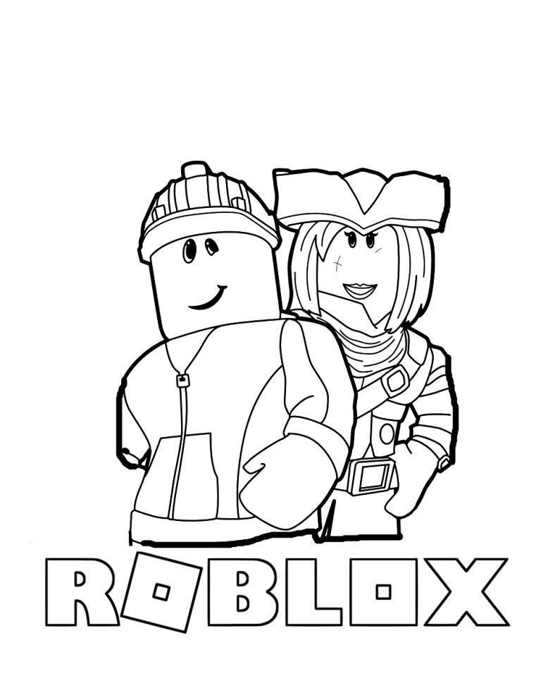 Roblox Adopt Me Coloring Pages