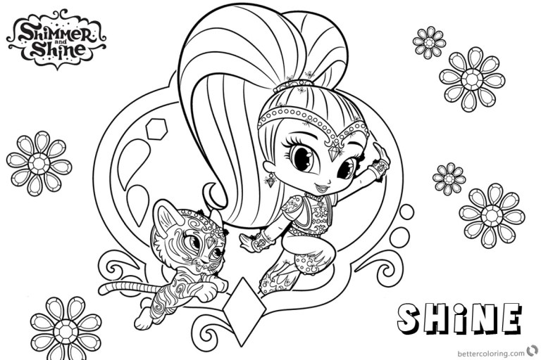 shimmer and shine online pictures collection