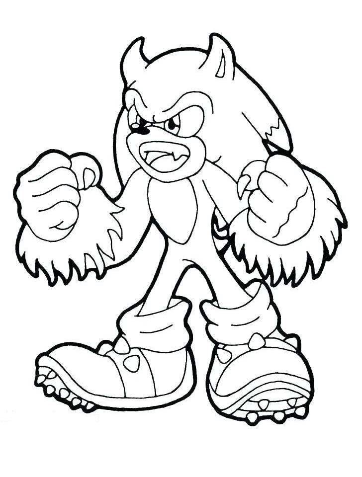 Sonic Color Book