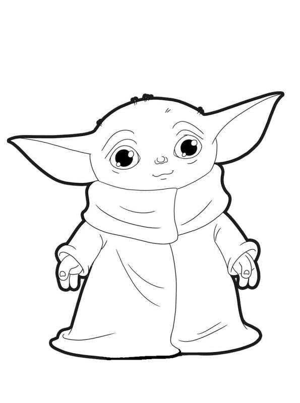 Baby Yoda Images To Print