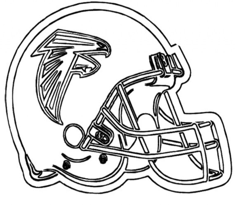 Coloring Pages Seahawks
