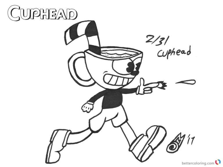 Cuphead And Mugman Pictures