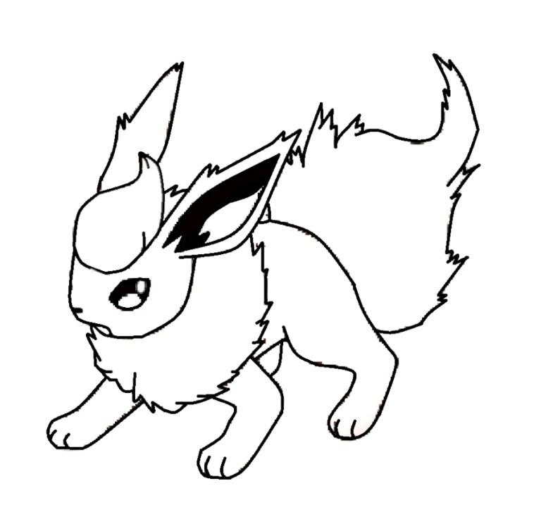 Eevee Pokemon Printables
