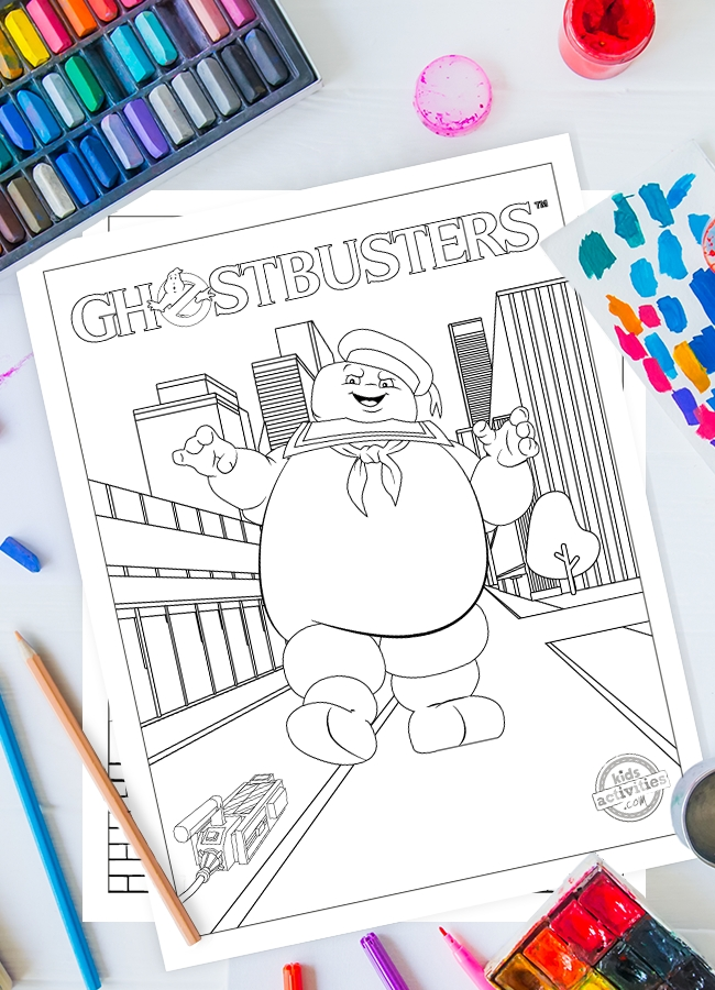 Ghostbusters Logo Drawing