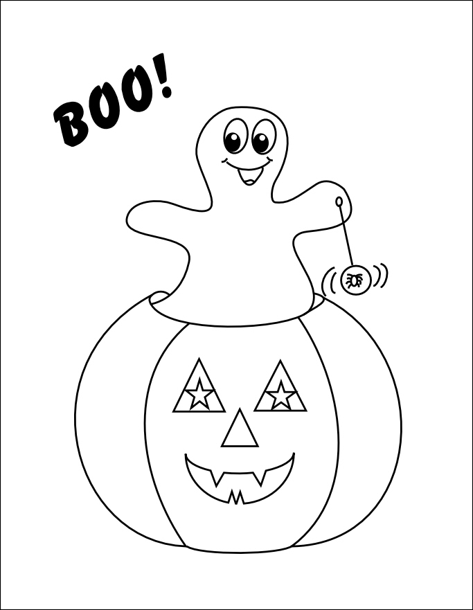 Print Out Ghosts