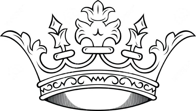 Printable King Crown
