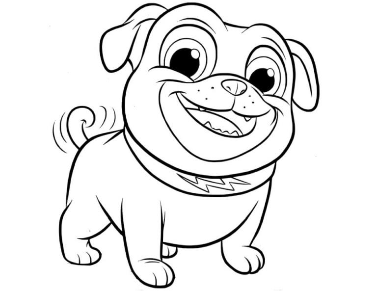 Puppy Dog Pals Logo