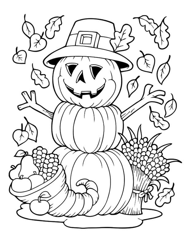 Scarecrow Printout