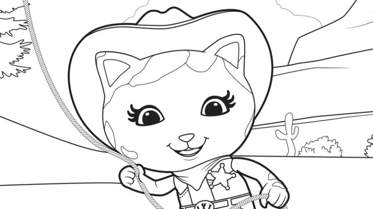 Sheriff Callie Badge