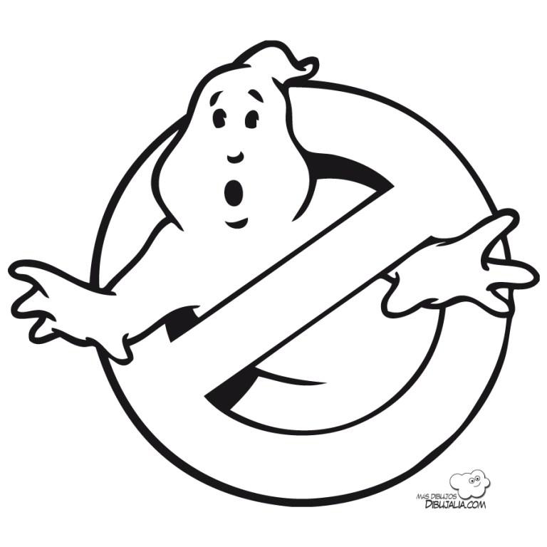Slimer Ghostbusters Drawing