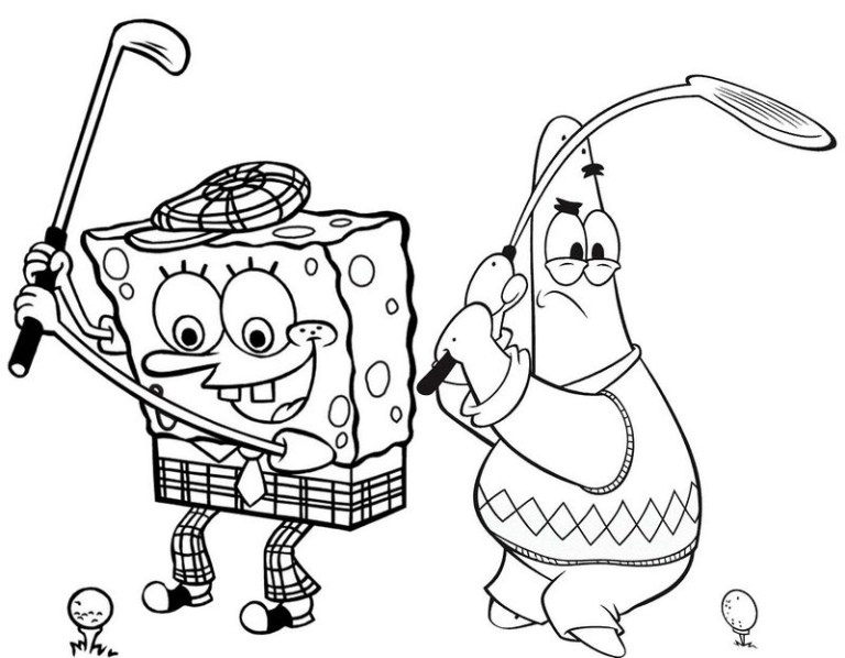 Spongebob Printable Images