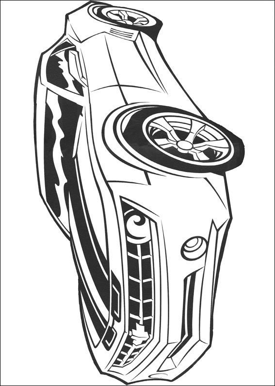 Transformers Cyberverse Coloring Pages