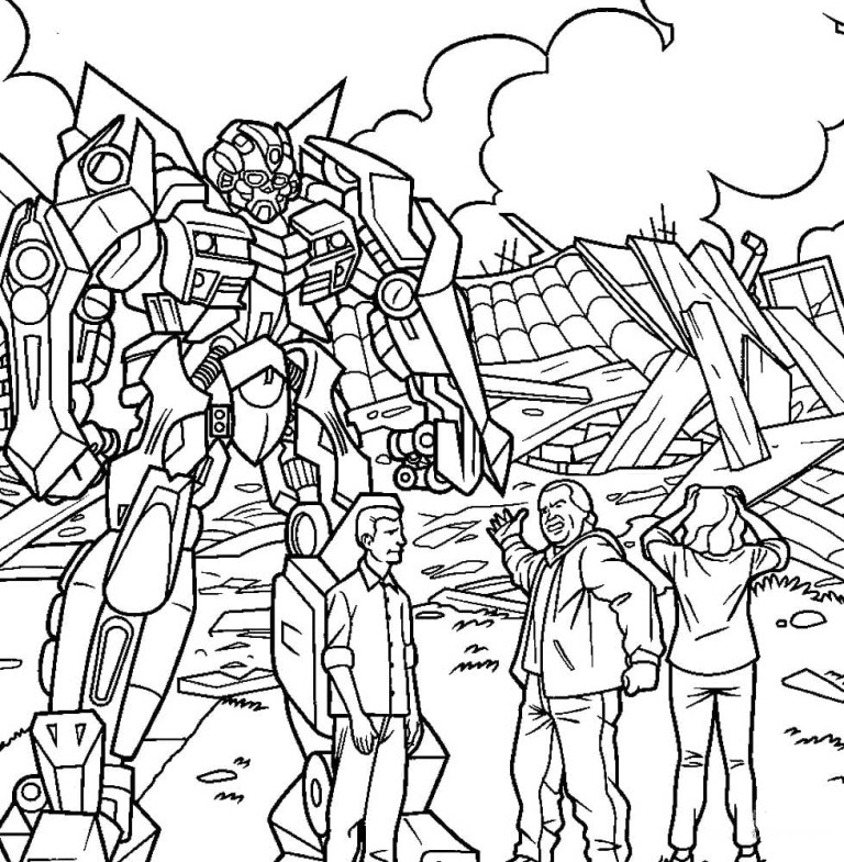 Transformers Printable