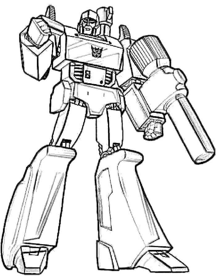 Transformers To Color