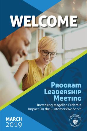 Program Leadership Training Poster