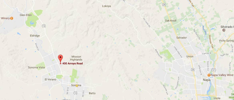 400 Arroyo Rd, Sonoma CA 95476