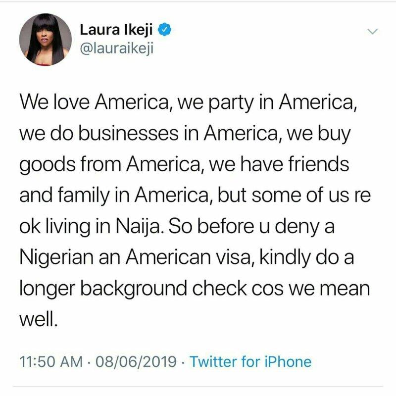 Do a proper background check before denying Nigerians Visa