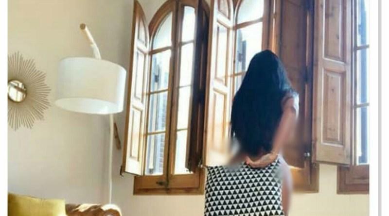 Swizz Beatzs ex-wife goes completely nude in new photo